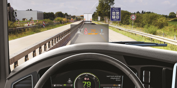 The interface between the truck cab and the driver is changing to integrate both driver-specific...