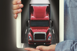 Mobile Platforms: Sharing Data between Truck Cab and Back Office