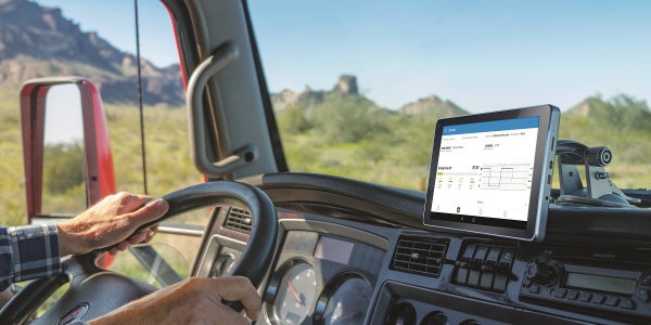 """Good ELD solutions should be intuitive for drivers and managers alike; moving from AOBRD to ELD..."