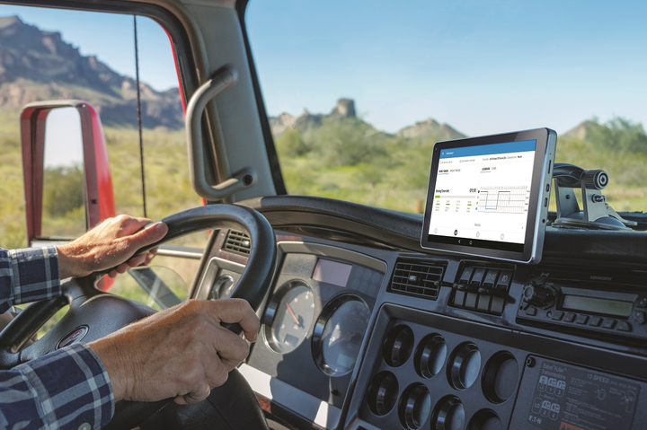 """Good ELD solutions should be intuitive for drivers and managers alike; moving from AOBRD to ELD should be as simple technologically as 'flipping a switch,'"" contends Rand McNally's Ravi Kodavarti. 