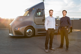 Thor COO: Electric Trucks a 'Fantastic' Fit for Regional, Local Class 8 Applications