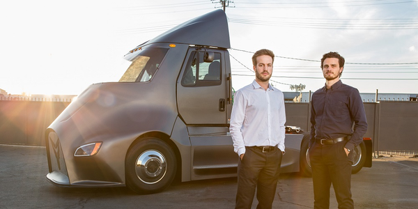 "Thor Trucks isn't looking to ""reinvent"" the trucking industry, says COO Giordano Sordoni, one of..."