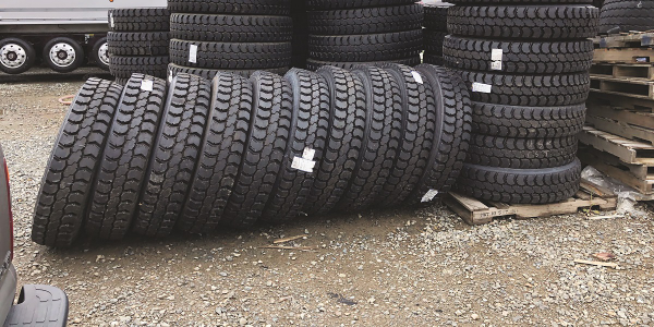 From the day it shows up in a yard or in a shop, collecting data on a tire throughout its...