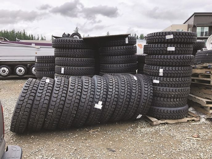 From the day it shows up in a yard or in a shop, collecting data on a tire throughout its lifespan will lead to reduced operating costs, fewer breakdowns, and better tire purchasing decisions.