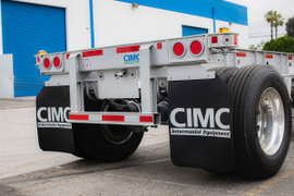 Q&A: CIMC's Sonzala on the Evolution of Intermodal Container Chassis