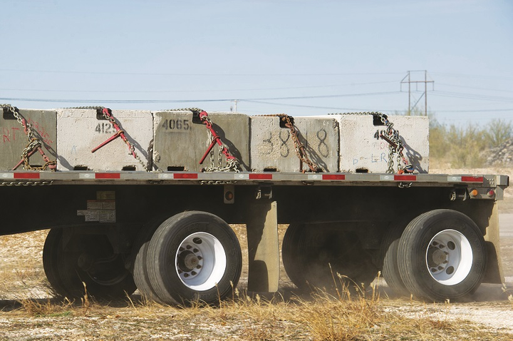 Spread-axle trailers that run off-road onto jobsites are also exposed to tread-tearing stones and gravel and uneven terrain.