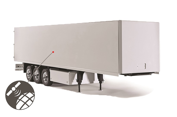 A smart trailer delivers more information than just location.  - Photo: GPS Insight