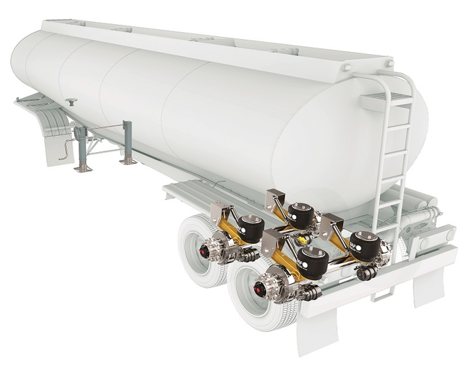 By creating a system where all of the components are designed to work together, trailer suspension makers are emphasizing the benefits of integrated solutions over buying each piece separately.