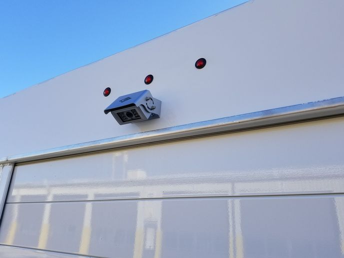 Camera systems are becoming increasingly common for medium-duty urban fleets.
