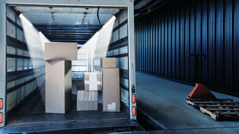 Well-lit trailer and body interiors not only enhance safety, but also allow workers to access...