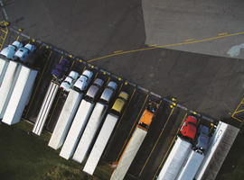 Before state governments invest in additional truck parking, the Truck Parking Information Management System will provide valuable data on where it is needed the most by efficiently filling available parking capacity where it already exists.