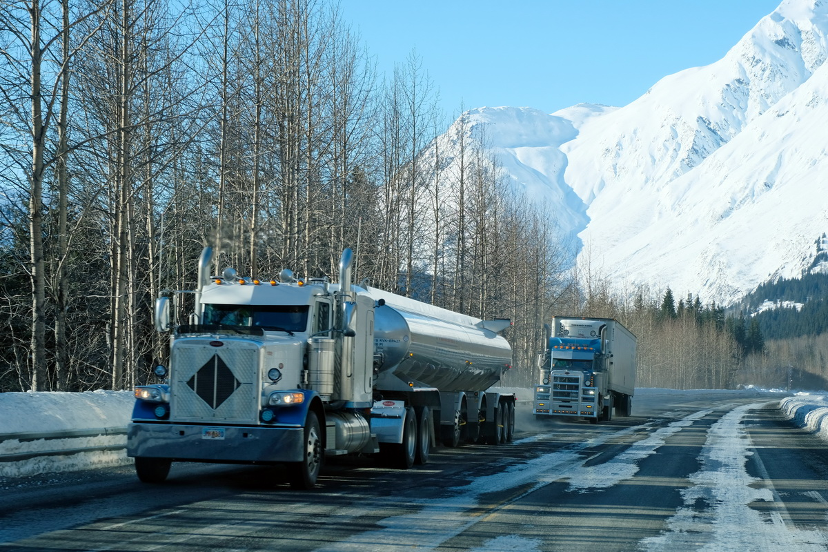 The Challenge of Logistics in Alaska