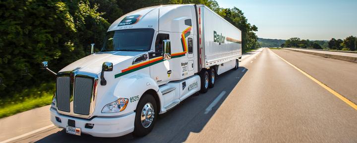 - Photo courtesy Baylor Trucking
