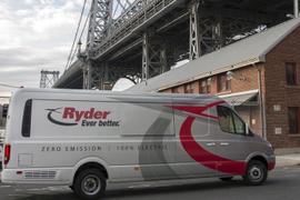 Q&A: Ryder's Chris Nordh on Electric Trucks, Future Tech