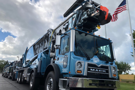 Business is Booming for Mobile Concrete Pumps