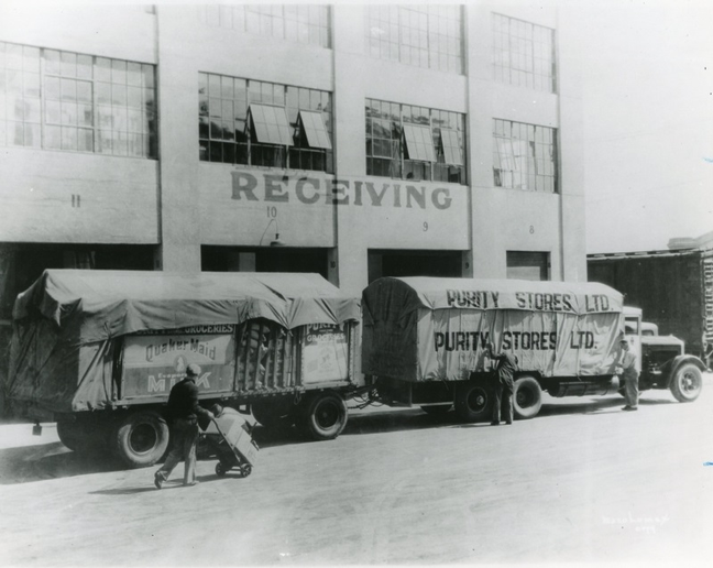 In 1932 the engine maker powered the first ever all-diesel commercial highway fleet in the U.S., that being the west coast's Purity Food Stores.