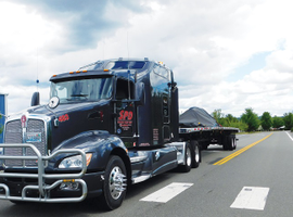 Rather than guaranteeing minimums or upping the maximum possible pay to recruit new drivers, Smokey Point Distributing is offering drivers some stability. Solo drivers can earn a minimum of $65,000 per year through its salary program.