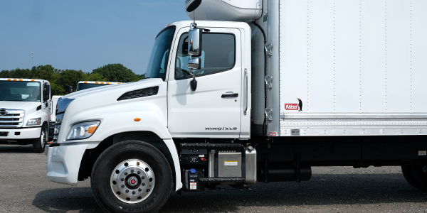 Focus On: Driving Hino's XL8 Tandem Straight Truck [Video]