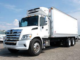 Test Drive: Hino's XL 8 Class 8 Straight Truck