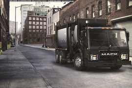 Q&A: Electric Refuse Trucks with Rocco DiRico of N.Y. Sanitation Department