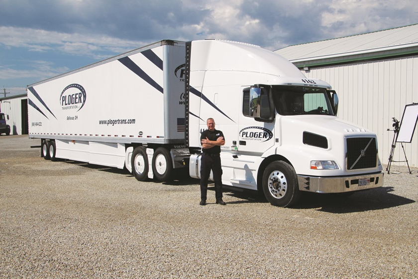 Joel Morrow says adjusting his wheel bearings to a slight preload condition helped him improve...
