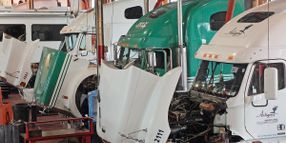4 Ways AI Can Improve Fleet Maintenance
