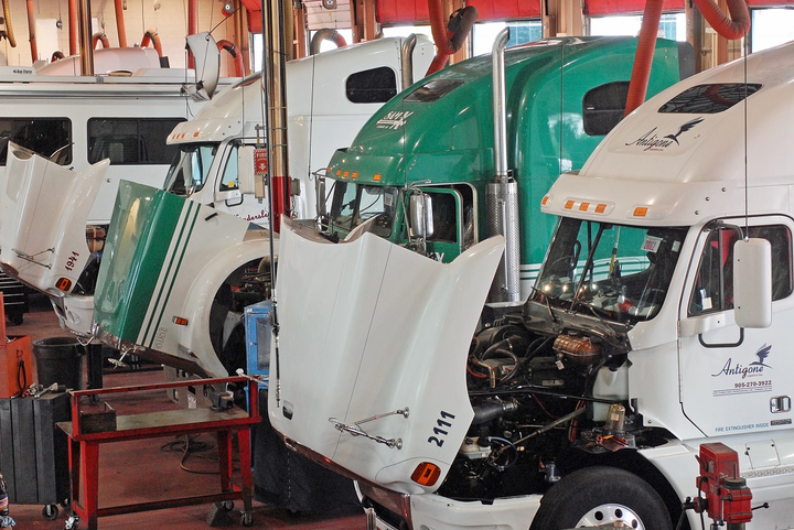 Maintenance costs are an important part of the lifecycle cost equation and can affect not only what you spec but also when you buy trucks.