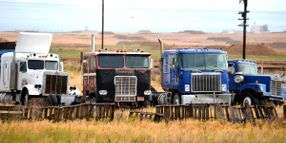 What's Behind Recent High-Profile Trucking Closures?