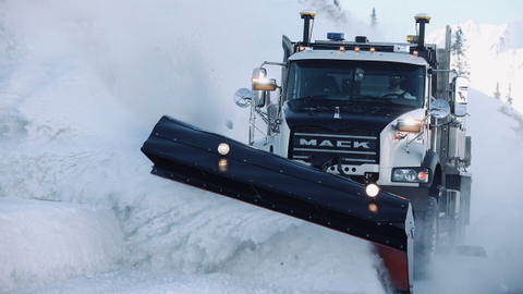 Focus On: Alaska DOT's Granite Snow Plows [Video]