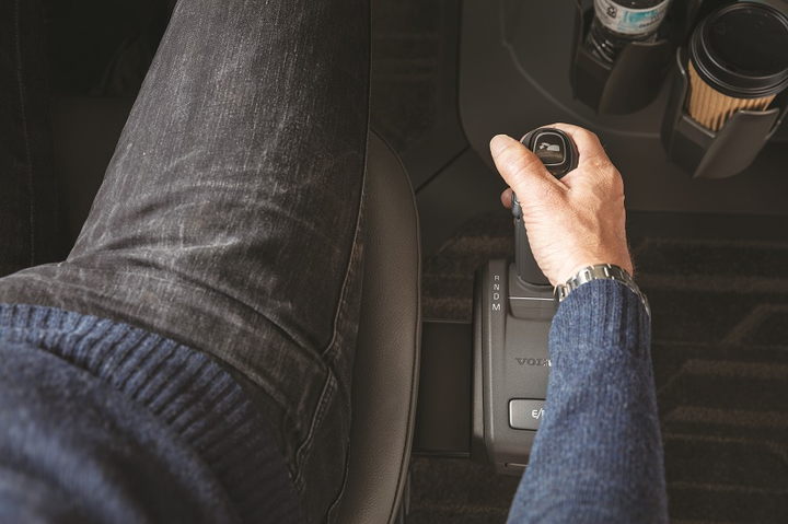 While transmission controls are still offered in the traditional place between the seats, today dash-mounted and column-mounted controls are also available.