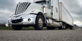 High Schoolers See the Road From a Truck Driver's Point of View