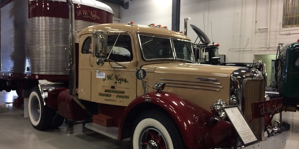 Long-haul trucking sprung up after World War II as a new way to get goods to consumers anywhere...