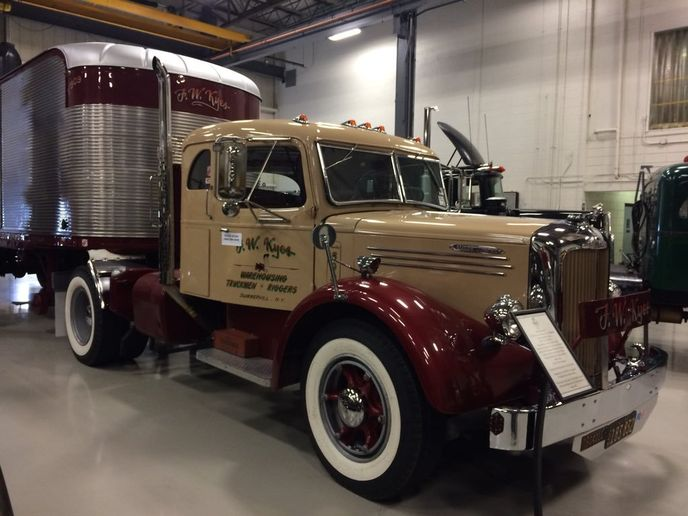 Long-haul trucking sprung up after World War II as a new way to get goods to consumers anywhere in the country. By 1950, OEMs like Mack, were building trucks specifically for these new routes.