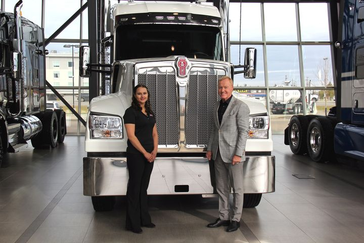 """This caps off all the hard work she has put in over the years and we look forward to her continued success with our dealer group,"" said Gary King, president and dealer principal.