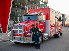 Meet Kenworth's First Female Certified Master Truck Technician