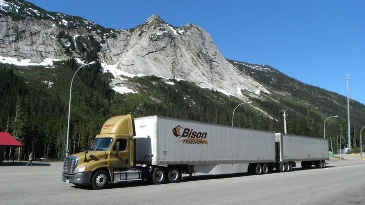 Bisin Transport is a 12-time winner of the Truckload Carriers Fleet Safety Award, and they make full use of LCVs on many Canadian freight lanes. -