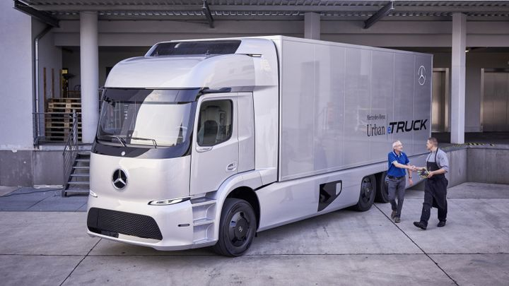 The California Air Resources Board may soon require that 4% of all trucks on the road in the state must be zero-emissions vehicles by 2030.