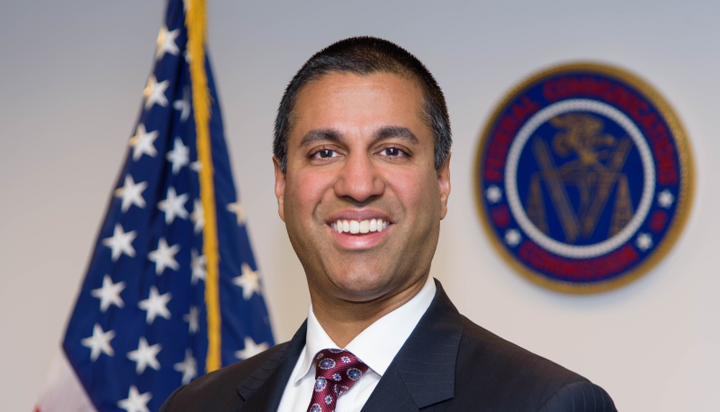 FCC Chairman Ajit Pai more than half — of the the 5.9 GHz spectrum away from transportation safety for other uses.