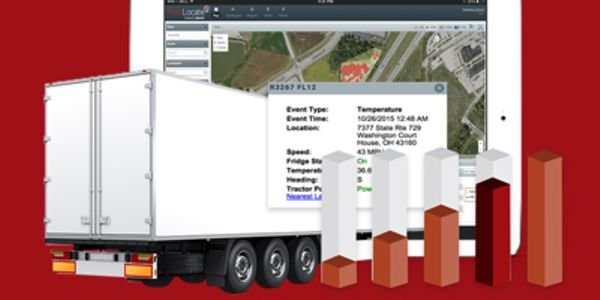 Spireon's FleetLocate system is the cornerstone of its new Intelligent Trailer Management system.