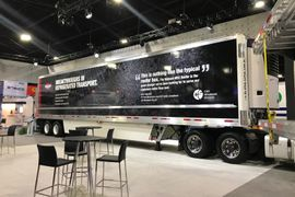 Reefer Trailer Aims to Help Reach Zero Emissions