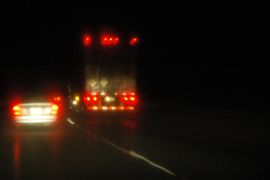 How a Tanker Fleet is Using Unorthodox Trailer Lighting to Fight Rear-End Collisions