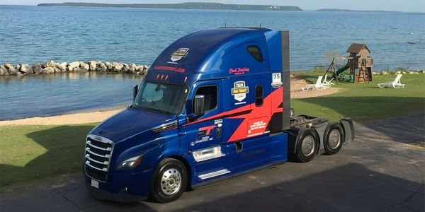 Jeff's Truck.