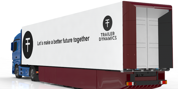 The Newton e-Trailer is an electric drive train that replaces one of the trailer's conventional...