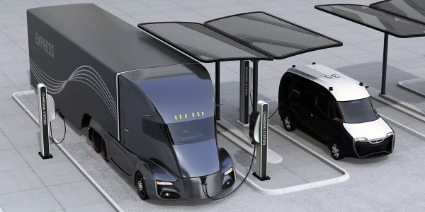 Fleet operators don't want to buy zero-emission trucks unless they already have the means to...