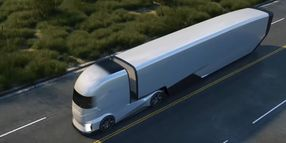 Follow the Money if You're Tracking Autonomous Truck Technology