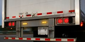 Pulsing Back-of-Trailer Lamps Aim to Prevent Crashes
