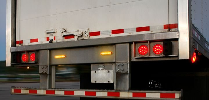 Grote Industries last December got an exemption to add pulsing brake lights to the rear of trailers. - Photo: Grote Industries