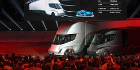 Is Trucking Too Tough for Tesla?