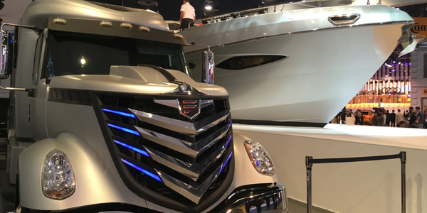 CES is only the beginning -- trucking is about to be in the public eye in a way it hasn't since...