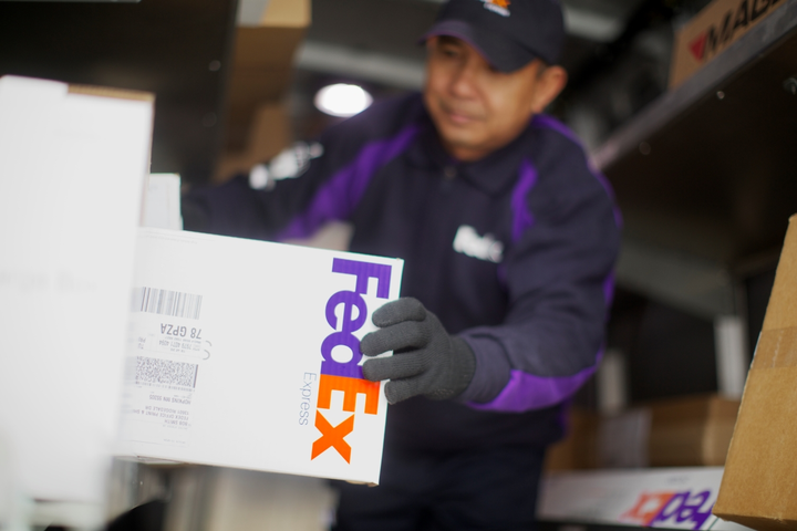 FedEx expects the parcel market to double in size to more than 100 million packages per day by 2026.  